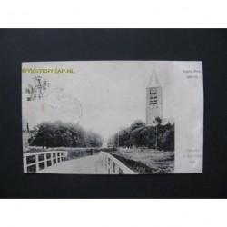 Zoelen 1911 - ingang Dorp