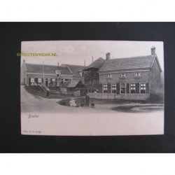 Brakel 1905 - hooiberg-boerderij-dijk