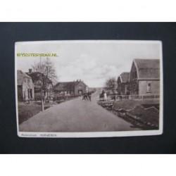 Hurwenen ca. 1925 - Molenstraat