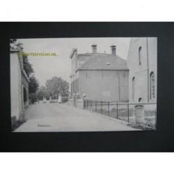 Herwijnen ca. 1925 - dorpsstraat