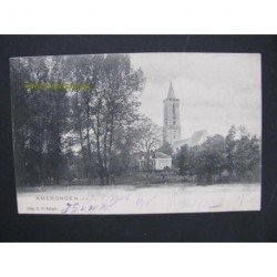 Amerongen 1904 - kerkgezicht