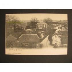 Zoelmond ca. 1905 - gezicht op Zoelmond - panorama