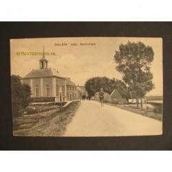 Dalem 1911 - kerk-dijk-hooi