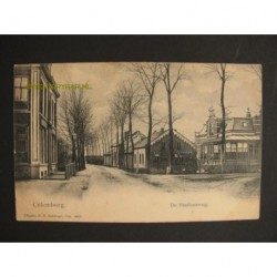 Culemborg 1904 - de Stationsweg