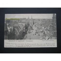 Culemborg 1900 - Marktveld in vogelvlucht