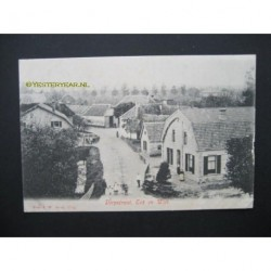 Eck en Wiel ca. 1905 - Dorpstraat