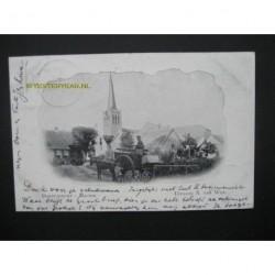 maurik 1903 - Dorpsgezicht