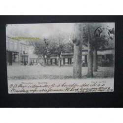 Maurik 1902 - Dorpsplein