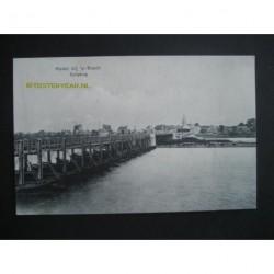 Hedel 1915 - schipbrug