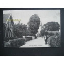Hedel 1909 - Kerkpad