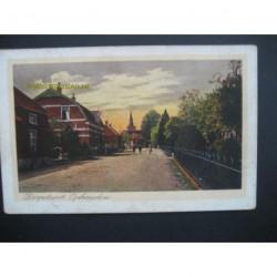 Opheusden ca. 1929 - Dorpstraat