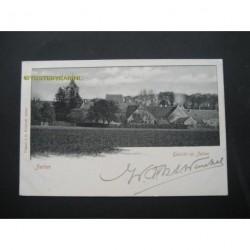 Zetten 1901 - gezicht op Zetten