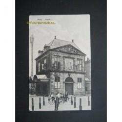 Gouda ca. 1910 - de Waag
