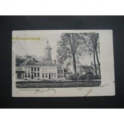 Aardenburg ca. 1905 - Markt