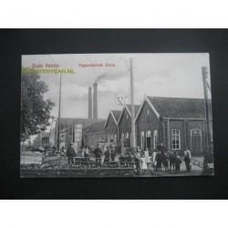 Oude Pekela 1908 - Papierfabriek Erica