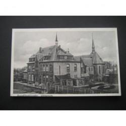 Witmarsum ca. 1925 - Augustijnenklooster
