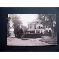 Heiloo 1907 - Huis overweg