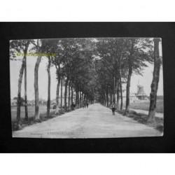 Appingedam 1912 - Woldweg