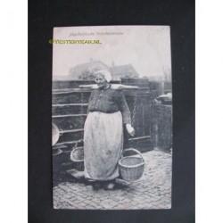 Noordwijk ca. 1910 - Noordwijkse vissersvrouw