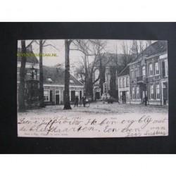 Ginneken 1902 - Markt