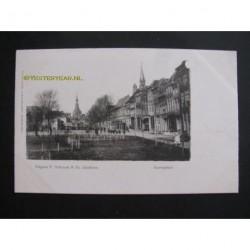 Zierikzee ca. 1900 - Havenplein