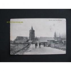 Waarde 1915 - vanaf den Kerkweg