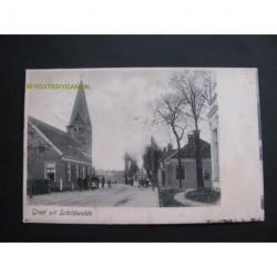 Schildwolde 1905 - groet uit