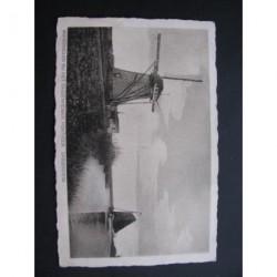 Sassenheim 1926 - watermolen bij het pontveer