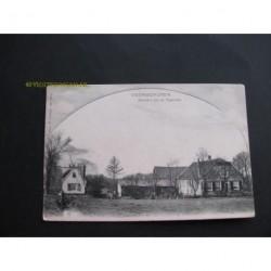 Voorschoten ca. 1900 - Boerderij aan de Papenlaan