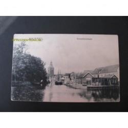 Meppel ca. 1900 - Stoombootkade