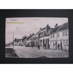Breskens ca. 1915 - Dorpstraat