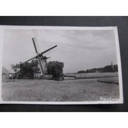 Hantum ca. 1940 - Fotokaart Molen