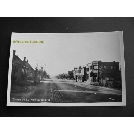 Zundert ca. 1945 - Wernhoutscheweg