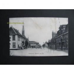 Egmond aan Zee 1906 - Voorstraat