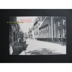 Utrecht 1914 - Smeestraat Bartholomei Gasthuis
