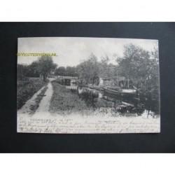 Voorburg 1901 - aan den Broeksloot