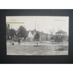 Krabbendijke ca. 1910 - Dorpsplein