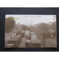 Arnhem 1931 - gezicht op de Spoorbaan