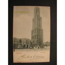 Utrecht 1900 - Domtoren