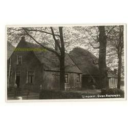 Uitgeest ca. 1935 - oude boerderij - fotokaart