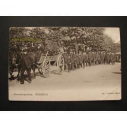Hengelo ca. 1900 - boerenbegrafenis- stoet
