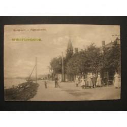 Papendrecht 1918 - Kerkbuurt
