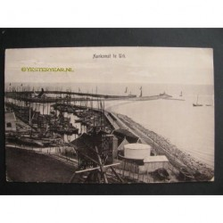 Urk 1909 - Aankomst te Urk