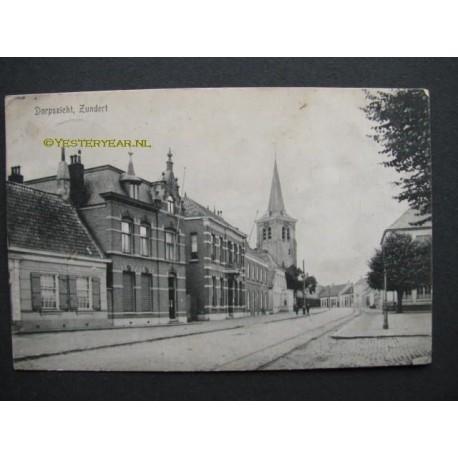 Zundert 1911 - dorpszicht