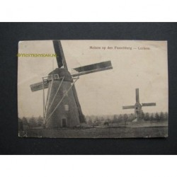 Lochem 1912 - molens op den Paaschberg