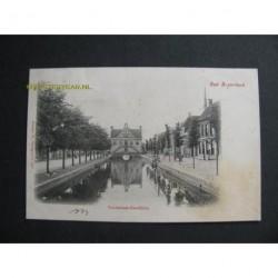 Oud Beijerland 1902 - Voorstraat - raadhuis