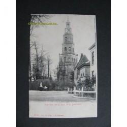 IJsselstein ca. 1905 - oude toren Hervormde kerk