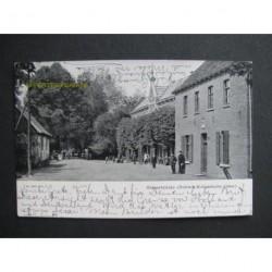 Glanerbrug 1907 - Duits Hollandse grens