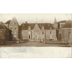 Delden 1901 - kasteel Twickel - fotokaart