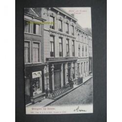 Bergen op Zoom 1905 - Hotel de Gouden Leeuw